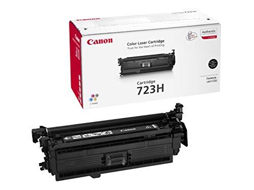Preisvergleich Produktbild Canon 2645B002 723H Tonerkartusche schwarz hohe Kapazität 10.000 Seiten