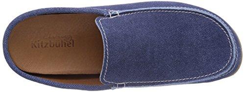 Living Kitzbühel Moccassin Jeans, Pantoufles non doublées homme Bleu - Blau (560 jeans)
