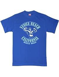 Refugeek Tees - Hommes Muscle Beach T Shirt