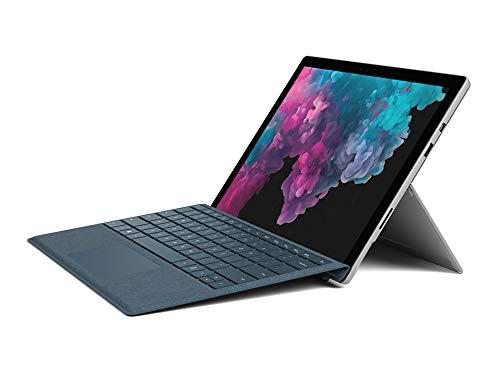 Microsoft Surface Pro 31.24 cm (12,3 Zoll) 2-in-1 Tablet  (Intel Core i7-7660U, 16GB RAM, Intel Iris Plus Grafik 640, Win 10 Home) Schwarz