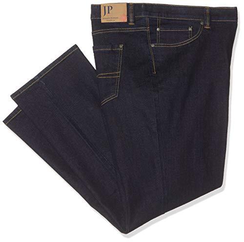 JP 1880 Herren große Größen bis 66, Jeans, Denim-Hose im 5-Pocket-Style, Stretch-Komfort, elastischer Bund & Regular Fit darkblue 29 708068 93-29