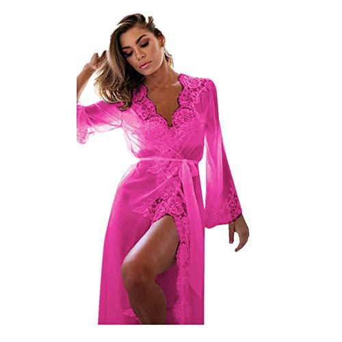 Damen-nachtwäsche Frauen Sexy Dessous Ärmellose Seide Nachtwäsche Unterwäsche Robe Babydoll Nachtwäsche Mini Kleid Solide Schlafanzug Plus Größe Hohe QualitäT Und Preiswert