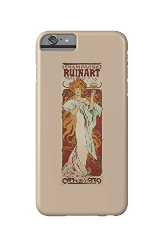 champagne-ruinart-vintage-poster-artist-mucha-alphonse-france-c-1896-iphone-6-plus-cell-phone-case-s