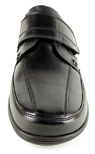 Uomini 20 Sciroppo Extraweit Velcro Noir Depositi Ara Souple 614 Cuir En 01 Convient RZxUfWdwq