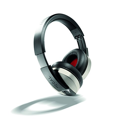 Focal espicas107-bl001 cuffie audio surround, nero