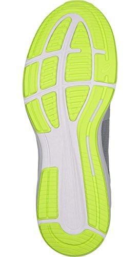 Seguridad Gris Amarillo Medio Roadhawk Zapatos Blanco Ff Asics Hombres Xwx0xaYI