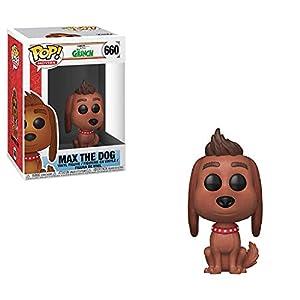 Funko-Pop Grinch 2018Color MAX The Dog,, 33027