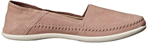 Ecco Ecco Easy L, Baskets Basses femme Rose - Pink (WOODROSE02702)