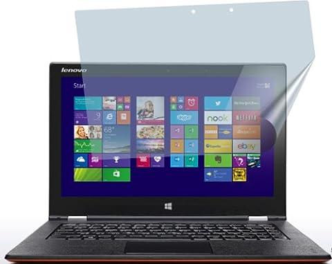 2x Lenovo Yoga 2 13 2Pro 2 Pro ENTSPIEGELNDE Displayschutzfolie Bildschirmschutzfolie Schutzhülle Displayschutz Displayfolie