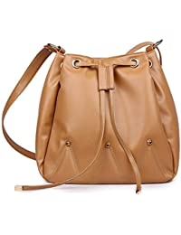 Women Marks Women's Sling Bag (Beige)