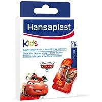 """Hansaplast kids/Kinderpflaster""""DISNEY CARS"""" (2 Grössen/diverse Motive - 16 Strips) HAUTFREUNDLICH preisvergleich bei billige-tabletten.eu"""