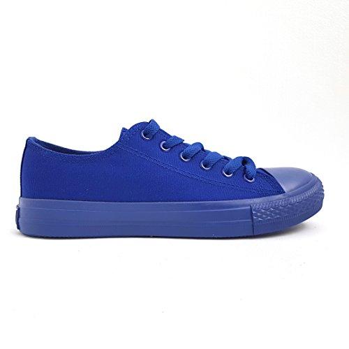 Royal Azul Jungen Sneaker Sneaker Königsblau E Jovem E qFYxzPH