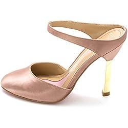 Paris Hilton Aja, Klassische Pumps Mujeres, Geschlossener Zeh, Groesse 5.5 US /36 EU