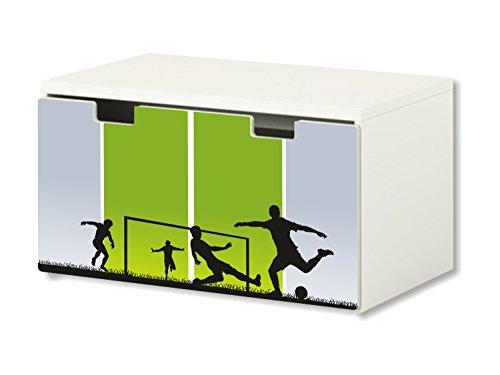 Fútbol pegatina | pegatinas para muebles | BT47 | adecuado para el...