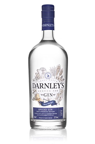 Darnley's View SPICED GIN Navy Strength Edition (1 x 0.7 l)