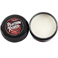 Platinum Rose Tattoo Butter for Before, During, and After the Tattoo Process - Advanced Organic Skin Care - Heals, Lubricates, Moisturizes and Repairs Skin 100% Natural and Organic Ingredients (4 oz)