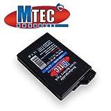 Mtec Batterie Sony PSP Slim & Lite / 2. Generation 1200 mAh