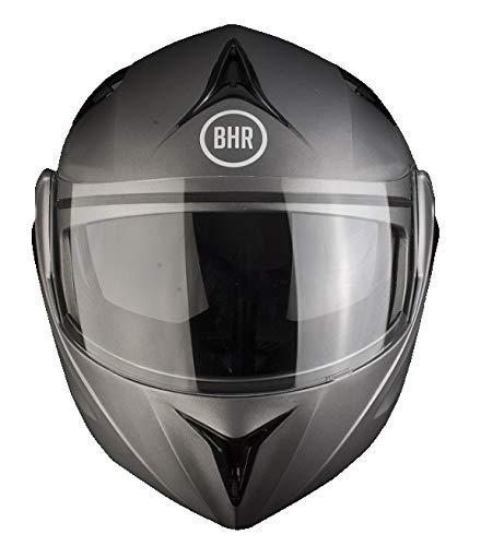 Zoom IMG-3 bhr 93926 casco modulare flip