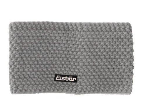Eisbär Mütze Jamies STB Stirnband, graumele VGX, One Size