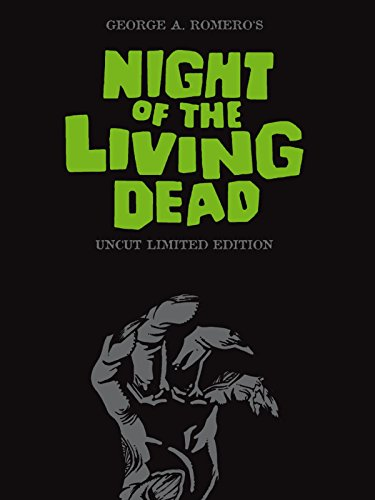Night of the Living Dead Cover