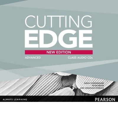 [(Cutting Edge Advanced New Edition Class CD)] [Author: Sarah Cunningham] published on (March, 2014) -