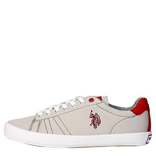 U.s. Polo Assn CADET4167S6/CH1 Sneakers Homme Gris