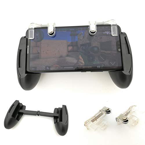 PUBG Smartphone Controller Handy Gamepad Joystick inkl. L1R1 Trigger Tasten für Ego-Shooter Spiele
