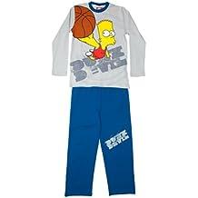 Licencias Pijama Niño Bart Simpson