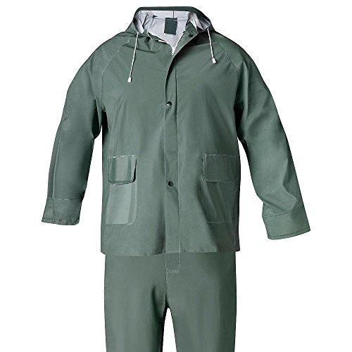 Wolfpack 15010009 Traje Agua Verde PVC Talla 9-XXL