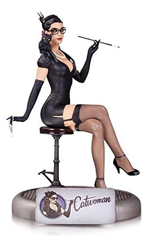 DC Direct - Figurine DC Comics - Bombshells Catwoman 21cm - 0761941334097