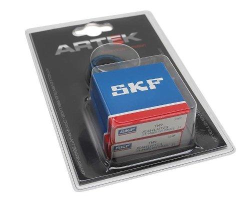 Roulement vilebrequin Jeu ARTEK K1 Racing pour motron Sting 50 cc, avec fermeture Éclair, Thunder, QIANJIANG B 05-08