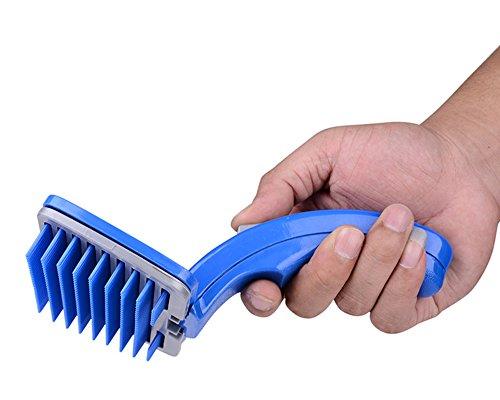Zoom IMG-3 nobrand cane facile pulizia spazzola