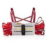 Smartwares 10.015.18 (BBVL) Scaletta di Fuga, Rosso