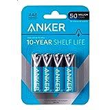 Anker B1810H13 AA Alkaline Batteries - 8 Pieces