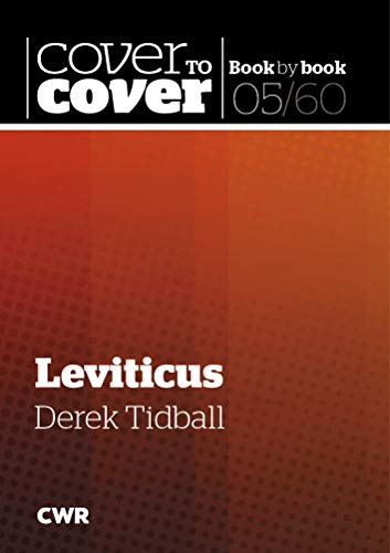 Cover to Cover Book by Book: Leviticus (English Edition) eBook ...