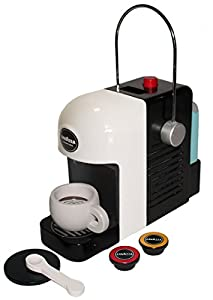 Tanner 0994.1 Lavazza Coffee Machine, White