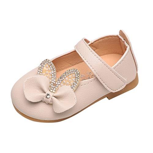 BURFLY kinder mädchen strass bogen perle prinzessin schuhe einzelne schuhe sandalen rutschfeste casual schuhe