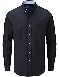 Charles Wilson Long Sleeve Oxford Casual Shirt
