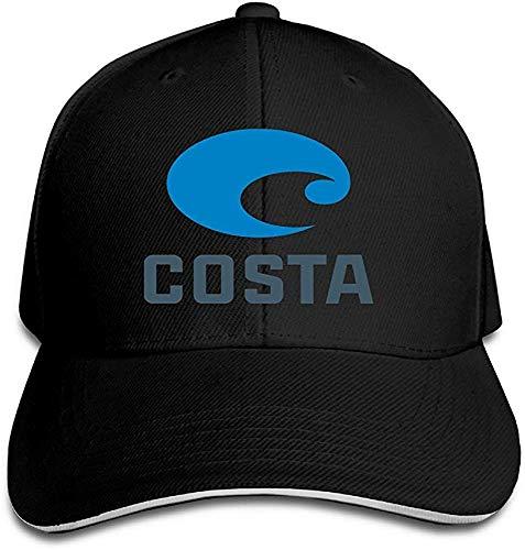 ZZBBLhat Costa Del Mar Adjustable Baseball Cap Adult -
