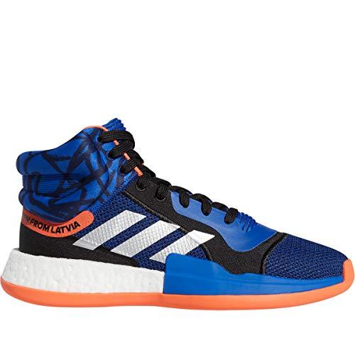 adidas Performance Herren Sneakers Marquee Boost Basketball blau 46 2/3