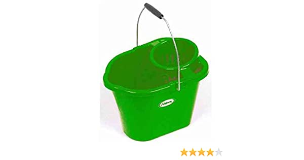 12 L Green Abbey HB905GRE Mop Bucket