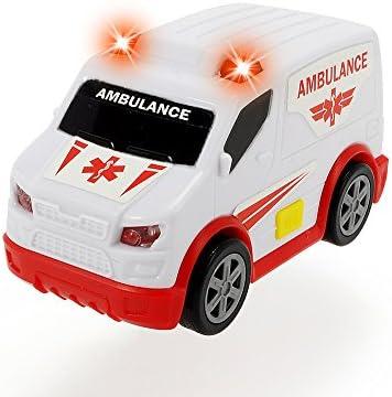 Nouvel An attaque en ligne complète, super achat groupé Dickie 203711000 Rescue Force Ambulance | Porter-résistance