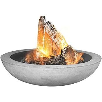 Beton Feuerschale