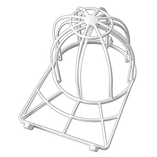 Preisvergleich Produktbild HAC24 Baseballkappen Basecap Gestell Waschmine / Spülmaschine / Baseball Trucker Mütze Kappe Waschen / Cap Washer Waschnetz Wäschebeutel