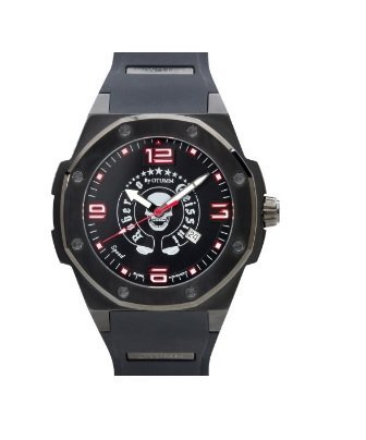 Roberto Geissini W-WatchClassic-B.black