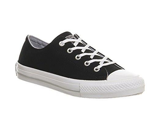 Converse , Herren Sneaker Schwarz/Weiß