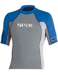 Seac Kids RAA SHORT EVO - Protección de neopreno para niño para deportes acuáticos, talla 8 años (128 cm)