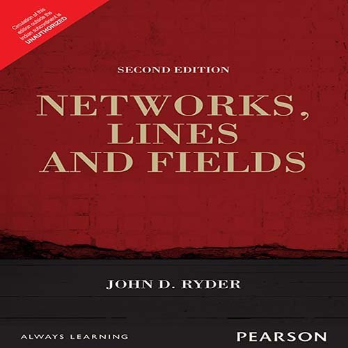 Networks Lines & Fields 2/e