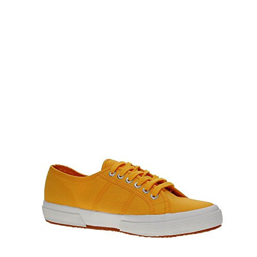Superga 2750 Cotu Classic, Baskets mixte adulte Yellow Gold
