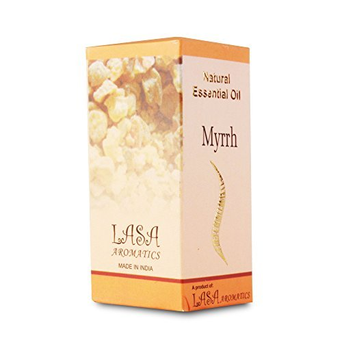 Lasa Myrrhe Aromatiques Des Huiles Essentielles 100% Pures Et Naturelles - 10 ml